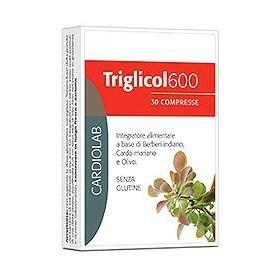 TRIGLICOL 600 30 COMPRESSE 30 G