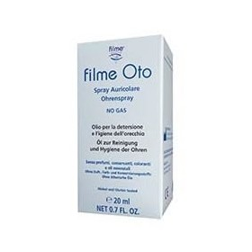 OLIO SPRAY AURICOLARE FILME OTO 20 ML