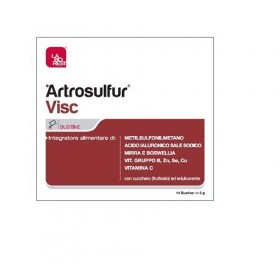 ARTROSULFUR VISC 14 BUSTINE 5 G