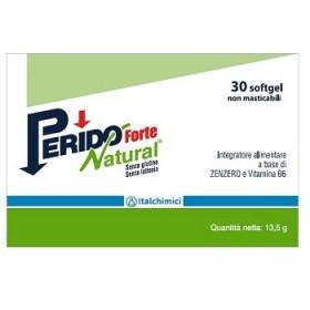 PERIDO NATURAL FORTE 30 SOFTGEL