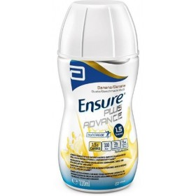ENSURE PLUS ADVANCE BANANA 4 BOTTIGLIE DA 220 ML