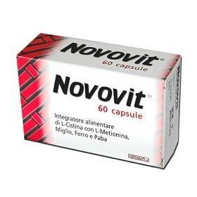 NOVOVIT 60 CAPSULE