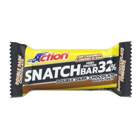 PROACTION SNATCH BAR 32% BARRETTA AL DOPPIO CIOCCOLATO...
