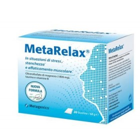 METARELAX NEW 20 BUSTINE