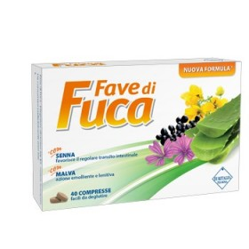 FAVE DI FUCA 40 COMPRESSE SENNA