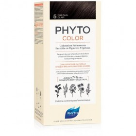 PHYTOCOLOR 5 CASTANO CHIARO 1 LATTE + 1 CREMA + 1...