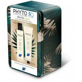 COFFRET PHYTOJOBA 19 SHAMPOO 250 ML + MASCHER 150 ML