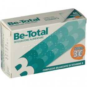 BE TOTAL 40 CPR PROMO