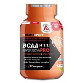 BCAA 4:1:1 extreme PRO 210CPR
