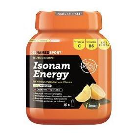 Isonam Energy Lemon