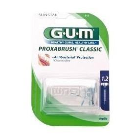 GUM PROXABRUSH CLASSIC 512 SCOVOLINO INTERDENTALE 8 PEZZI