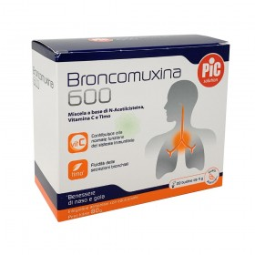 PIC BRONCOMUXINA NAC600 20 BST
