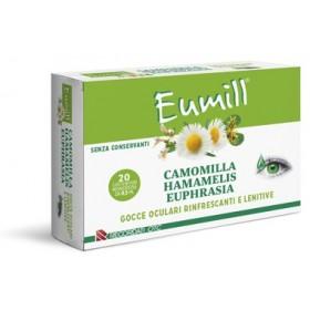 EUMILL GOCCE OCULARI 20 FLACONCINI MONODOSE 0.5 ML