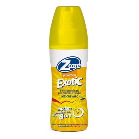 Z CARE PROTECTION EXOTIC VAPO LOZIONE NO GAS INODORE 100 ML