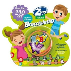 ZCARE NATURAL BABY BRACCIALETTO
