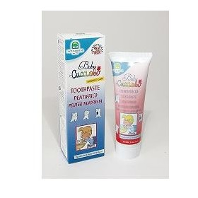 CUCCIOLO BABY DENTIFRICIO BUBBLE GUM 50 ML