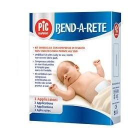 BENDA A RETE TUBOLARE PIC CALIBRO 2 PIEDE-BRACCIO 3 M