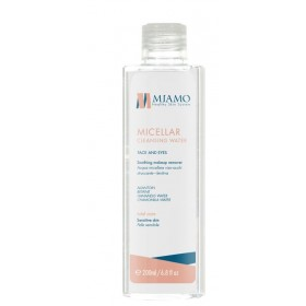 MIAMO TOTAL CARE MICELLAR CLEANSING WATER 200 ML ACQUA...