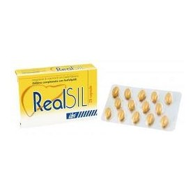 REALSIL 40 CAPSULE 23.9 G