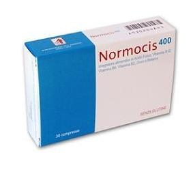 NORMOCIS 400 30 COMPRESSE A RILASCIO DIFFERENZIATO