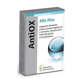 ALFA PLUS 30 COMPRESSE