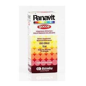 PANAVIT GOCCE 15 ML