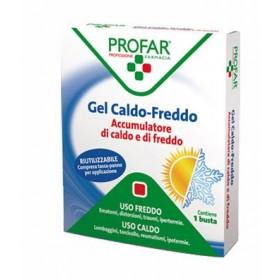 GEL CALDO-FREDDO 1 BUSTA 11X26.5 CM PROFAR